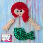 Ariel Set Over Sized
