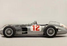 1954 Mercedes-Benz W196 Grand Prix car