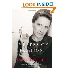 Empress of Fashion: A Life of Diana Vreeland by Amanda Mackenzie Stuart