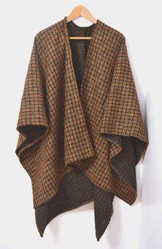 DIY | Handmade Blanket Coat | Tutorial | Made Up Style
