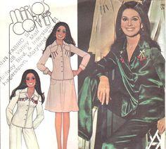 Items similar to Marlo s Corner Wardrobe Pattern McCalls 4721 Sizes 6 8 10  on Etsy c2183e48e6