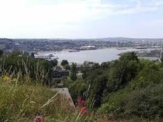 view from chatham fort - Google Search