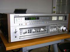 Toshiba Vintage SA-7150 Receiver