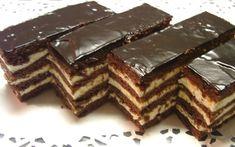 Ital Food, Hungary Food, Russian Cakes, Torte Cake, Romanian Food, Hungarian Recipes, Romanian Recipes, Nutella, Bakery
