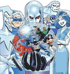 Basically New York right now. #Snow #Snowing #FuckSnow #MrFreeze #CaptainCold #KillerFrost #Icicle #PolarLord #Snowman #MinisterBlizzard #ColdWarriors #JusticeLeague #Batman #WonderWoman #Flash #Superman #JusticeLeagueAdventures  #Art by John Delaney and Paul Neary