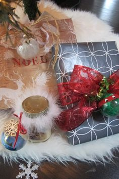 DIY Ornament Gift tags