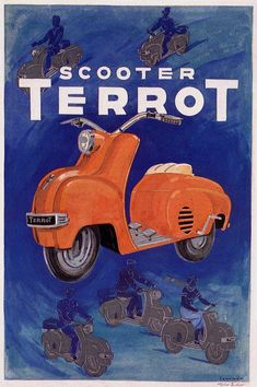 Affiches TERROT No 31