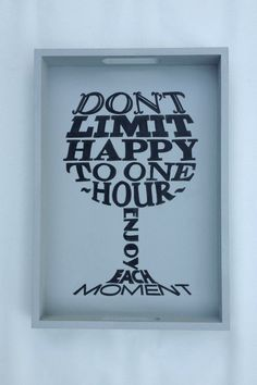 SOLD but can be made to order  Happy Hour by BelleMaisonMarket