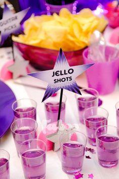 Purple Jello