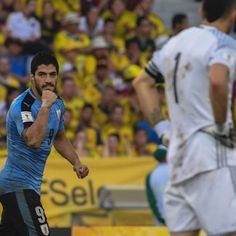 Colombia, Uruguay's hard-fought draw sees both sides poised to reach Russia