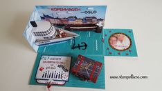 A cruise that is fun . and a cruise to give away a great . Paper Toys, Paper Crafts, Exploding Boxes, Free Gift Cards, Marianne Design, Pop Up Cards, Gift Baskets, Stampin Up, Cruise