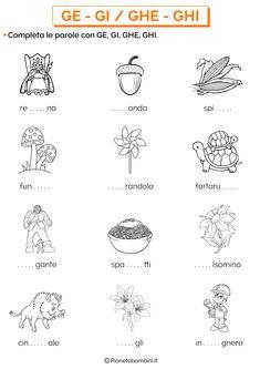 Italian Language, Elementary Schools, L2, Homeschool, Education, Learning, Geography, Learning Italian, Speech Language Therapy