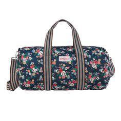 Clifton Rose Foldaway Barrel Bag