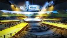 Walmart Event Set Design by Alex Lanier, via Behance  Fruition Premier is a full service event production company. We have created stunning conferences, amazing product launches, concerts with up to 70,000 spectators, mobile TV and Radio studios as well as the most glamorous awards events and parties. If you are planning an event please get in touch and we would be delighted to hear from you. www.fruition.co.uk