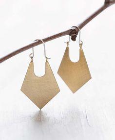 Gypsy Geometric Earrings