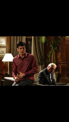 Mateus Solano como Félix en la novela Amor é Vida