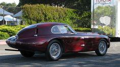 1939 Alfa Romeo 6C 2500SS Berlinetta Aerodinamica