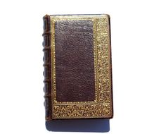1884 ANTIQUE French Religious Prayer Book by FrenchMarketFinds