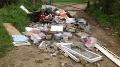 UK Fly-tipping and litter cost taxpayers millions of pounds a year to clean up. What can be done about it?