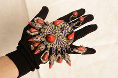 GRANDE FIBULE BIJOU BERBERE BENI YENNI ARGENT ALGERIE KABYLE KABYLIE MAGHREB  | Art, antiquités, Art du XIXème, et avant, Arts, objets ethniques | eBay!