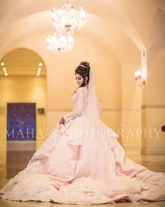 Gorgeous Pakistani Bridal Dress
