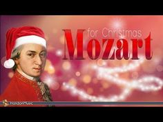 Mozart for Christmas Best Classical Music, Classical Opera, Classical Period, Christmas Playlist, Christmas Music, Vintage Christmas, Music Icon, Art Music, Country Christmas Decorations