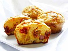 kolbaszos sajtos muffin_