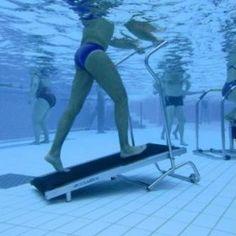 Aqquatix USA AqquaPRO Treadmill, (foldable treadmill, fitness, treadmill)