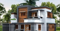 1200 Sq Ft Rs 18 Lakhs Cost Estimated House Plan En 2019 Fachadas