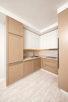 Virtuvės baldai D-10 | Individualaus dizaino baldų gamyba