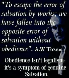 christian quotes   A.W. Tozer quotes   obedience