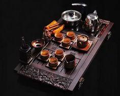 Чабань может быть индивидуальной, если Вы привыкли наслаждаться чаем в один...
