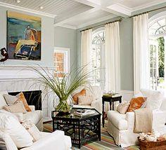 Awesome Nantucket Decorating Style Ideas - Liltigertoo.com ...