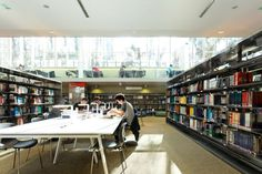 Versailles University Science Library on Architizer