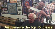Bernie Sanders and the 1%...