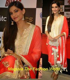 sonam kapoor in beautiful salwar suit