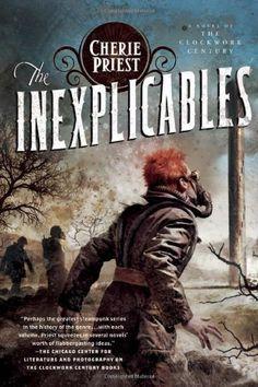 Episode #2: The Clockwork Century Series - The Inexplicables: A Novel of the Clockwork Century by Ch... https://www.amazon.com/dp/0765329476/ref=cm_sw_r_pi_dp_x_lfnkzbECYF8FN