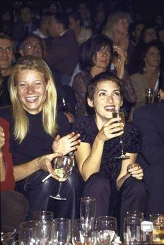 Gwyneth and Winona- 90's