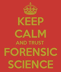 trust forensic science #duzte