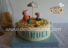 desdeazucar: TARTA PEPPA PIG