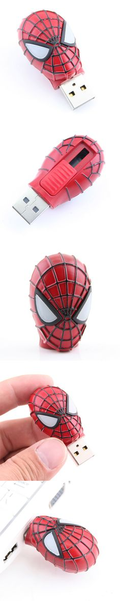 Spider-Man 2 #USB http://www.usbgeek.com/products/spiderman2-usb-flash-drive