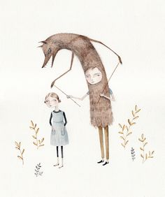 A Fright   Julianna Swaney