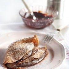 Jan Linders - Pannenkoek met chocoladefudge