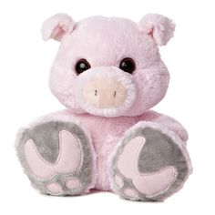 Taddle Toes - Snortster Piggy 10in