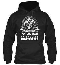 YAM - Name Shirts #Yam