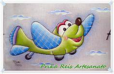 Prika Reis: Kit de Boca (ARTHUR) Fabric Painting, Painting & Drawing, Cute Baby Drawings, Baby Binky, Punch Needle Patterns, Baby Girl Nursery Decor, Kid Rock, Kids Boxing, Sewing For Kids