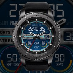 We are making the watch face of Samsung gear. Thank you for coming!