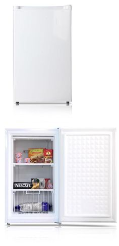 Upright and Chest Freezers 71260: Midea Whs-109Fw1 Compact Single Reversible Door Upright Freezer, 3.0 Cubic Feet, -> BUY IT NOW ONLY: $255.89 on eBay!