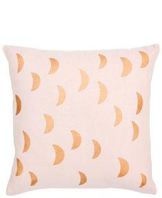 Crescent Moon Pillow