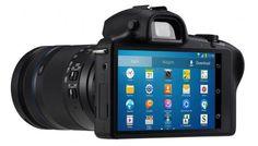 ¡Actualidad! Samsung presenta su cámara de fotos estrella, la Galaxy NX. La Samsung Galaxy NX se pondrá a la venta en el mes de octubre en los Estados Unidos y tendrá un precio de unos 1600 dólares. #samsung #galaxyNX #camara